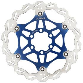 Clarks Lightweight Disc-Rotor - Disque de frein - 6-trou bleu